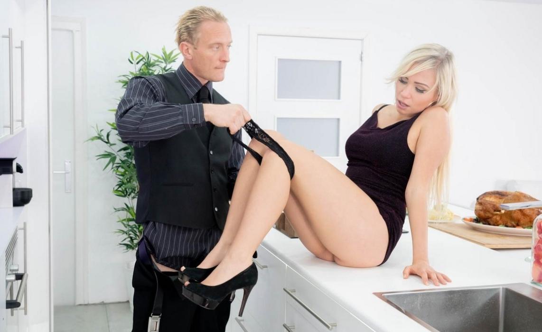проститутка и клиент